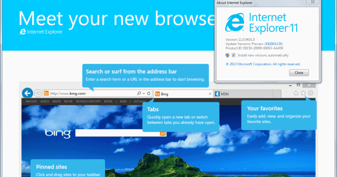 how do i install internet explorer 11 on windows 7