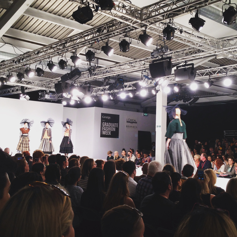 Maurice Connolly Graduate Fashion Week 2015