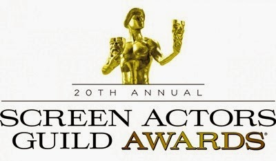 20th Screen Actors Guild (SAG) Awards 2014 Winners