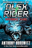 bookcover of ALEX RIDER - CROCODILE TEARS  by Anthony Horowitz