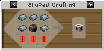 Toon Town Mod craftings