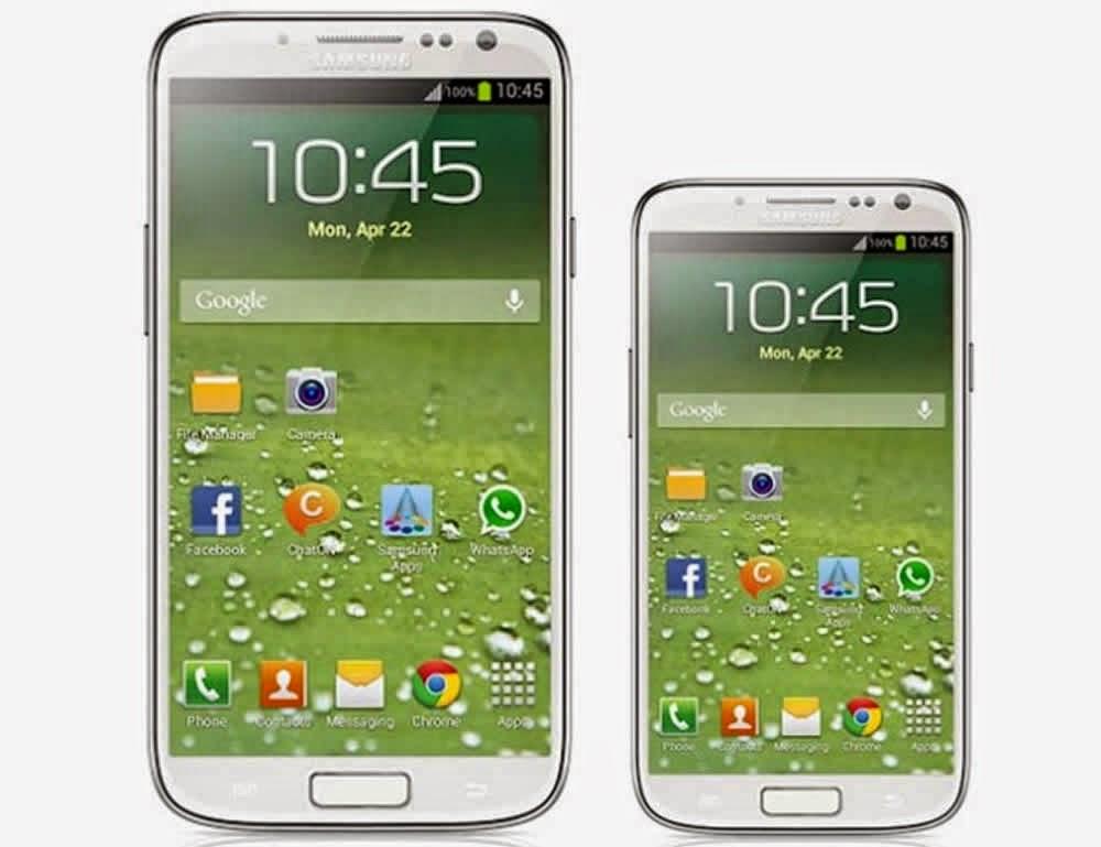 Foto Samsung Galaxy S5 Mini Harga di Indonesia Resmi