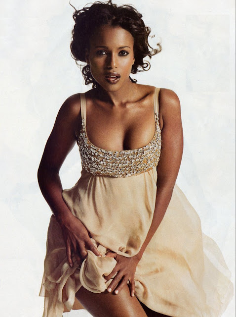 Kerry Washington in Dress