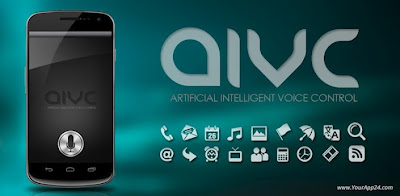 AIVC Artificial Intelligent Voice Control Android Apk
