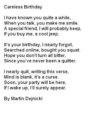 birthday wishes poems for friends. irthday wishes poems. irthday
