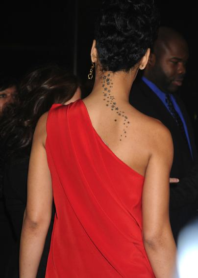 Rihanna Tatto 2022