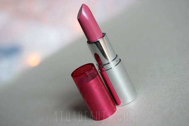 The Body Shop • Color Crush Lipstick • 230 Rush of Pink