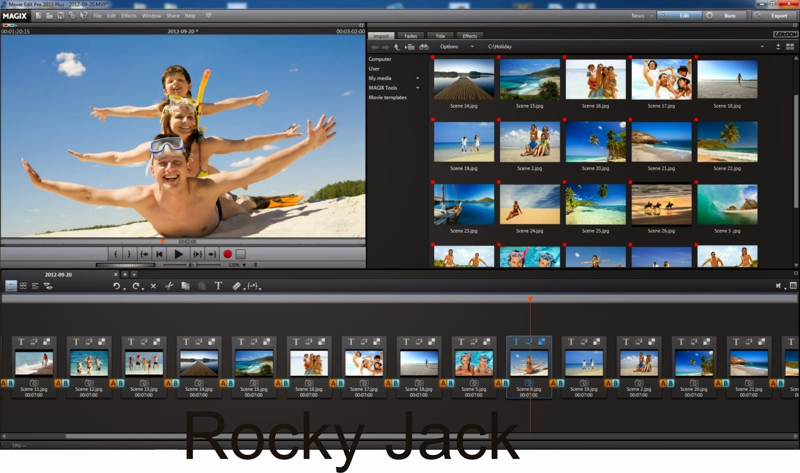 magix movie edit pro free download full version