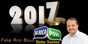 Dinho Santos - Na Boca do Povo