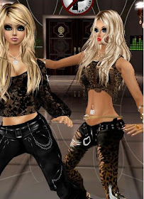 isha-polo dancing on imvu