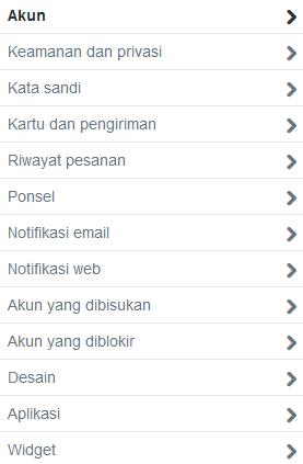 cara ganti tampilan twitter