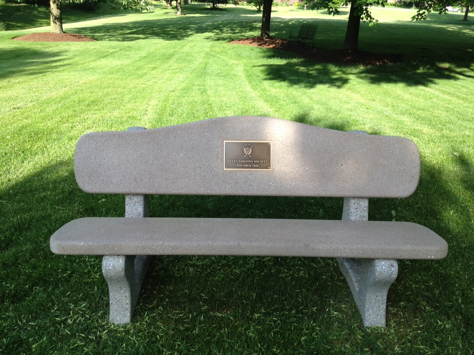 Memorial Benches Doty And Sons Concrete Products Inc