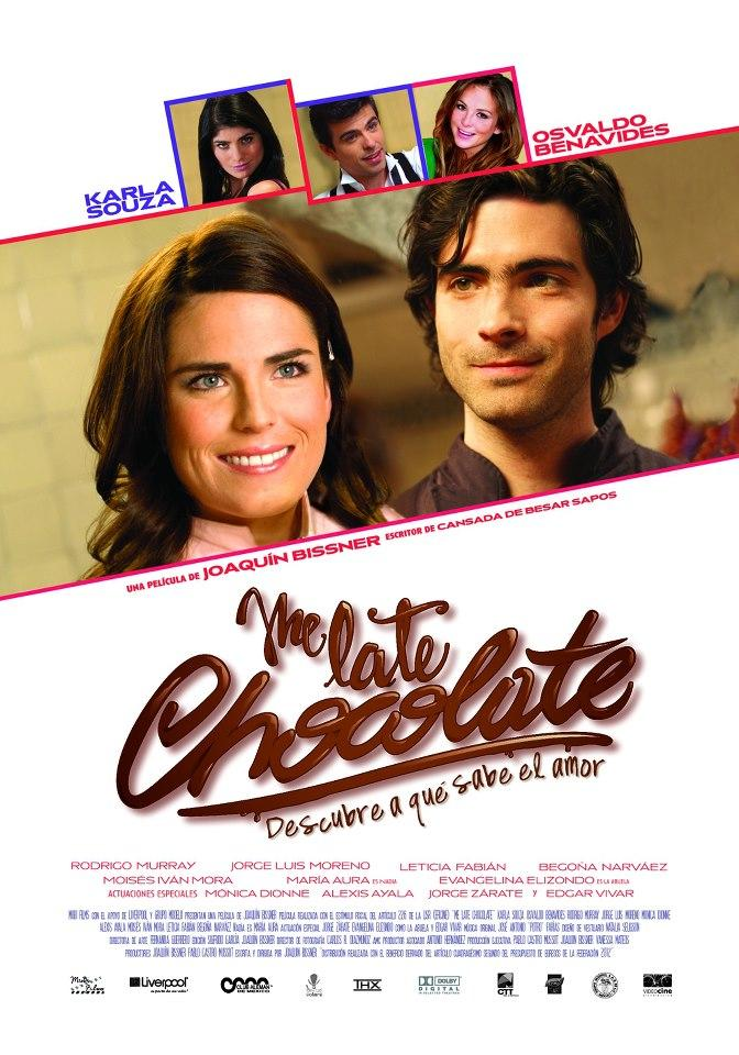 Me Late Chocolate pelicula online