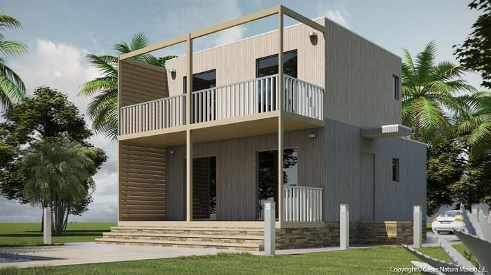 Fachadas casas modernas fachadas de casas bonitas de 2 Fachadas de casas bonitas de una planta