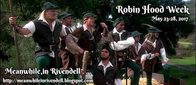 Robin Hood Week!!!!