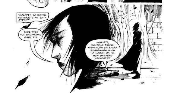 Trese Isyu 5 Komiks