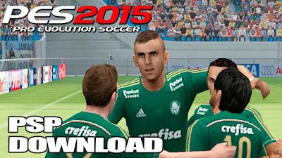 Download - PES 2015 - Patch Brasileirão (PSP)