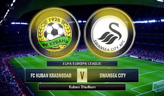 Kuban Krasnodar vs Swansea City