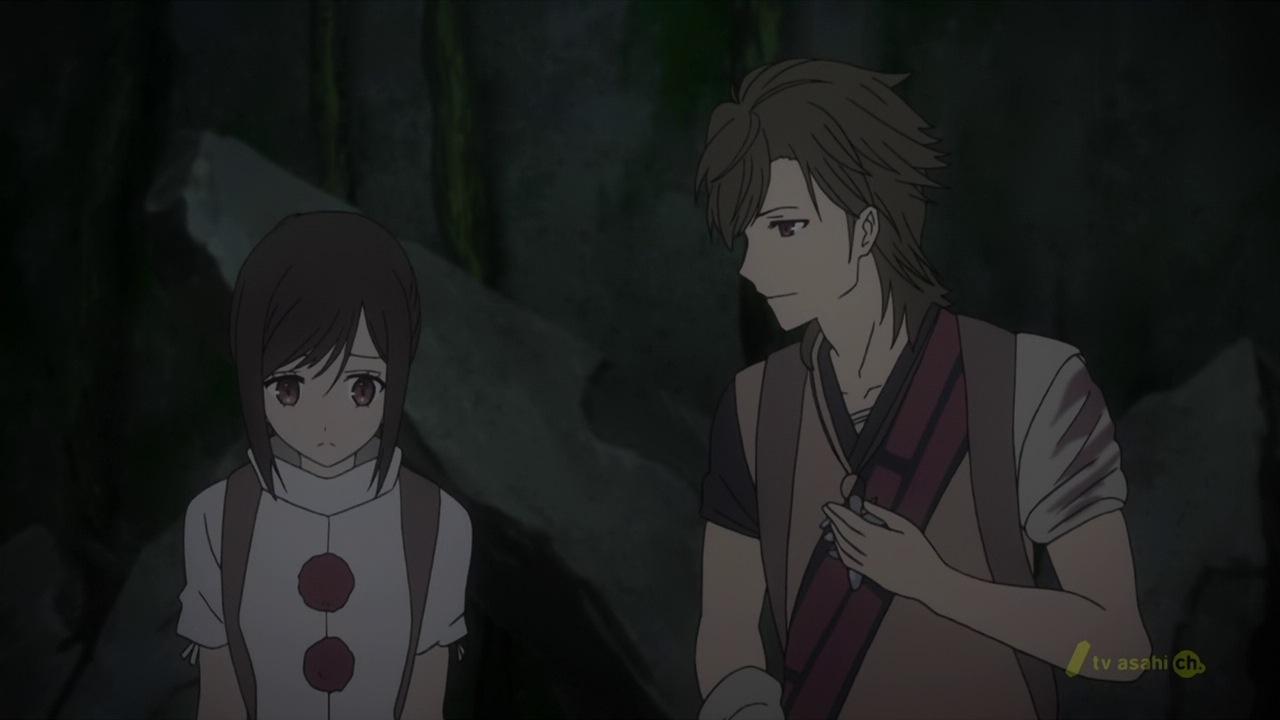 Shin Sekai Yori - 24 - Lost in Anime