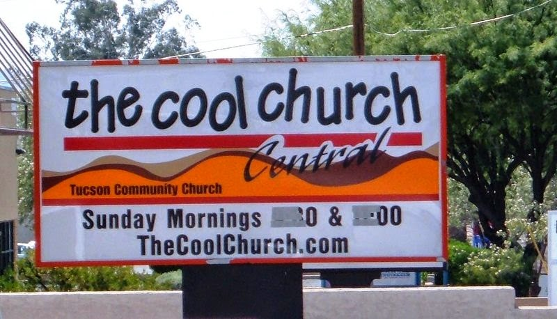 cool church