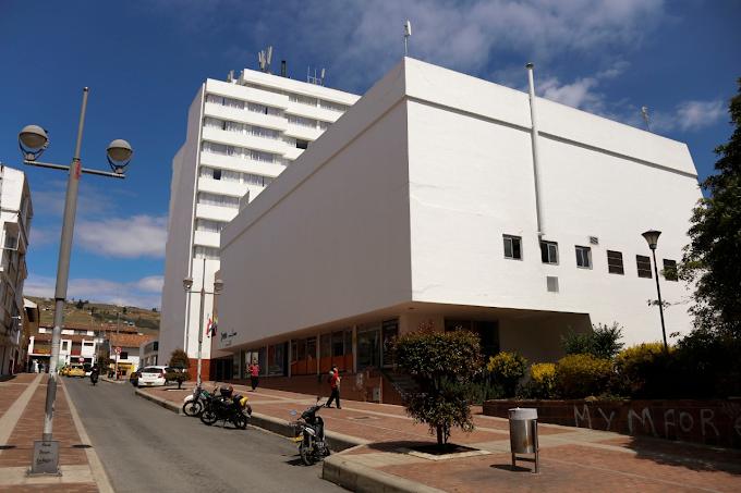Hotel Hunza de Tunja será utilizado como sitio de atención para pacientes de baja complejidad