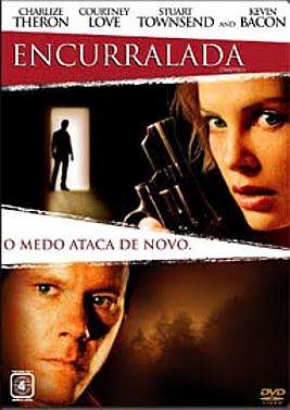 Filme Poster Encurralada DVDRip XviD & RMVB Dublado