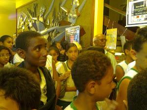 CEPAPA EM AÇÃO - TEATRO MUNICIPAL DE ILHÉUS - BAHIA BRASIL.