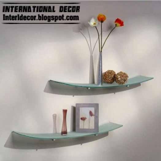 Interior Design 2014: Modern Wall Shelves Designs - Wall Shelves 2013