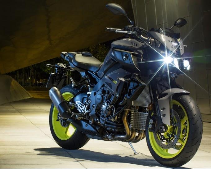 Yamaha MT-10 Hadir Dengan Aura yang Menyeramkan! - Ray of Darkness