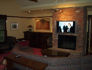 Tv Installation Over Fireplace Solderblogs