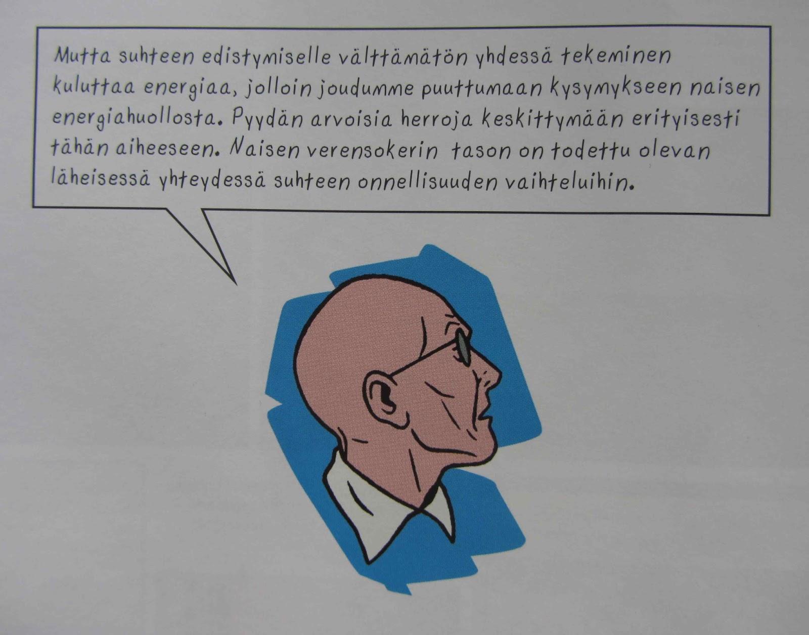 mistä tietää että nainen on kiinnostunut Kannusmitä mies haluaa Helsinki