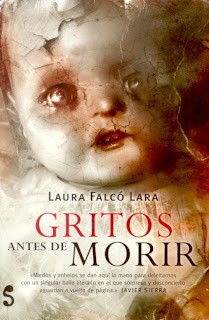 Gritos antes de morir Laura Falcó Lara