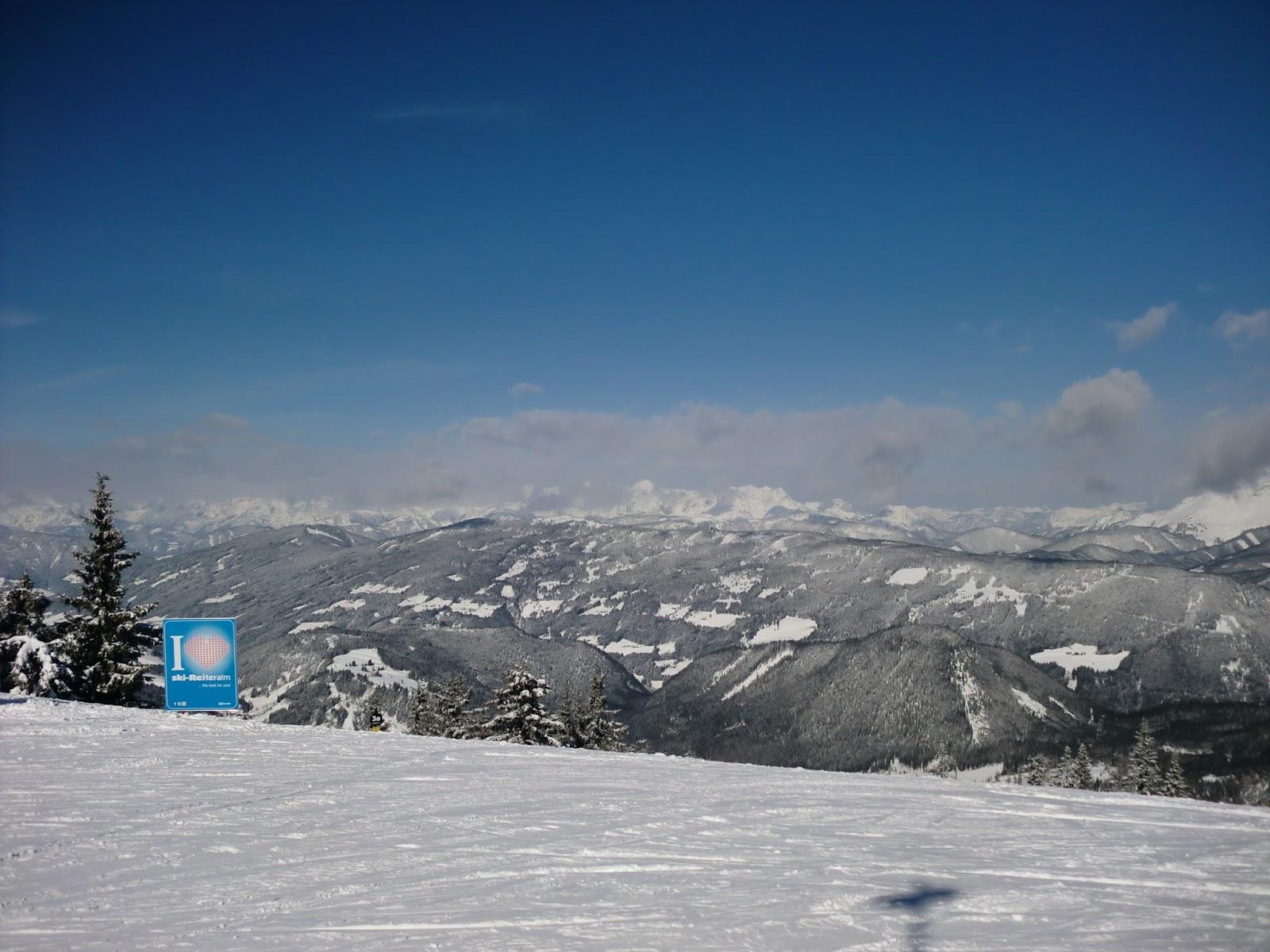 Dachstein Tauern Gruppe Ski Reiteralm Gasselhoeh