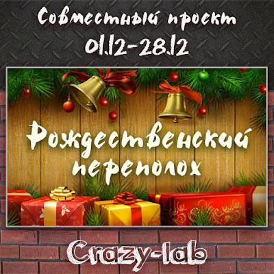"""СП """"Рождественский переполох"""""""