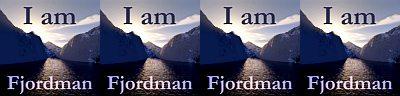 I am Fjordman!