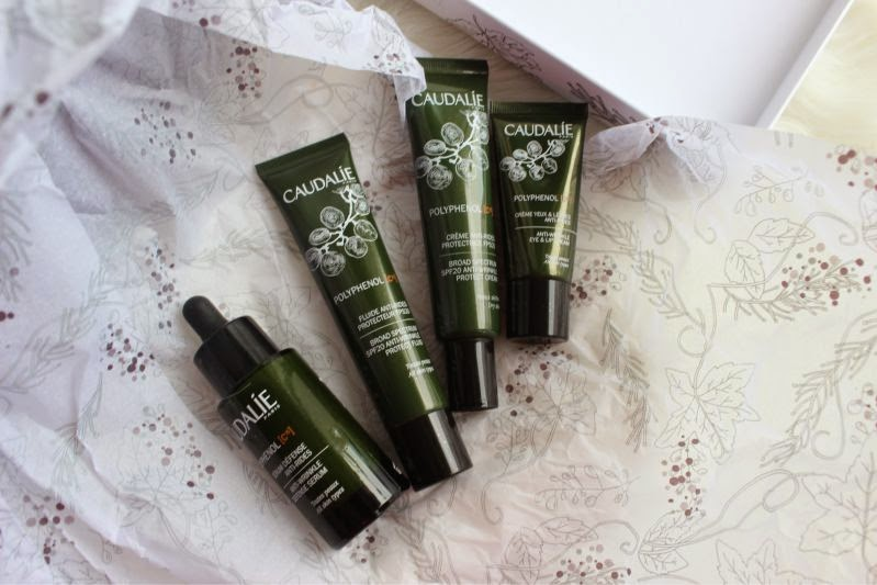 Caudalie Polyphenol (C15) Collection
