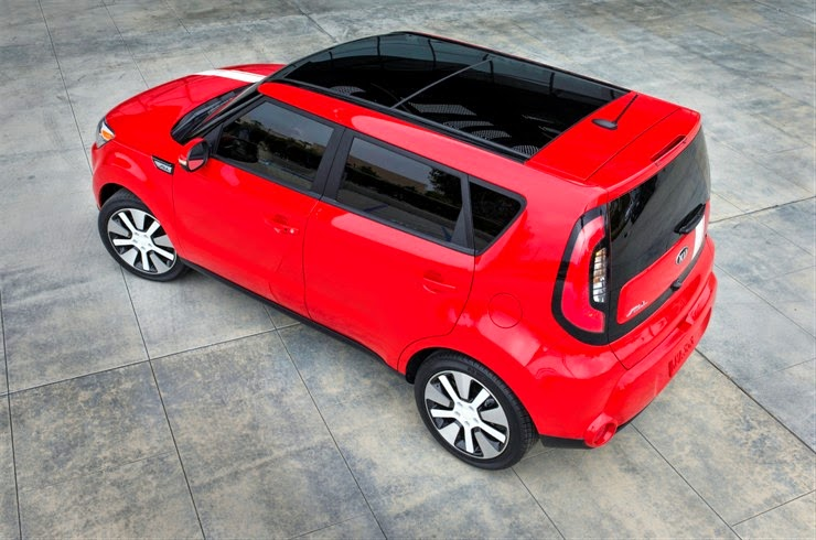 Kia Soul reworked, but cool factor remains