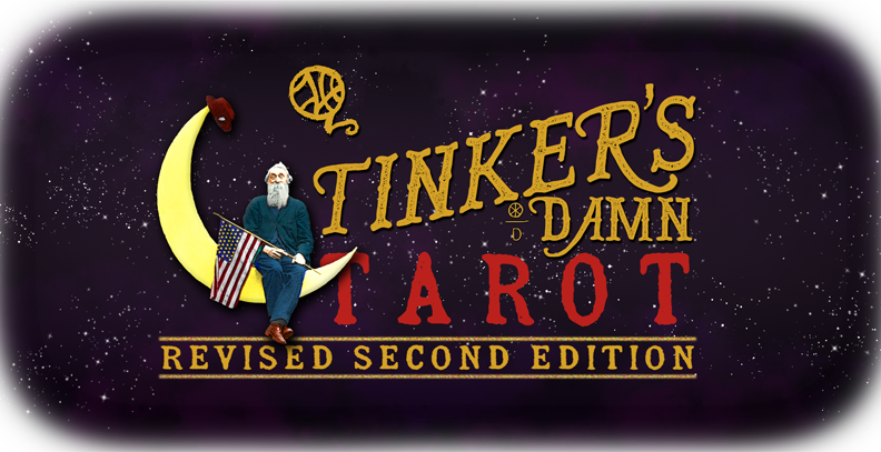 Tinker's Damn Tarot and Oracle Decks