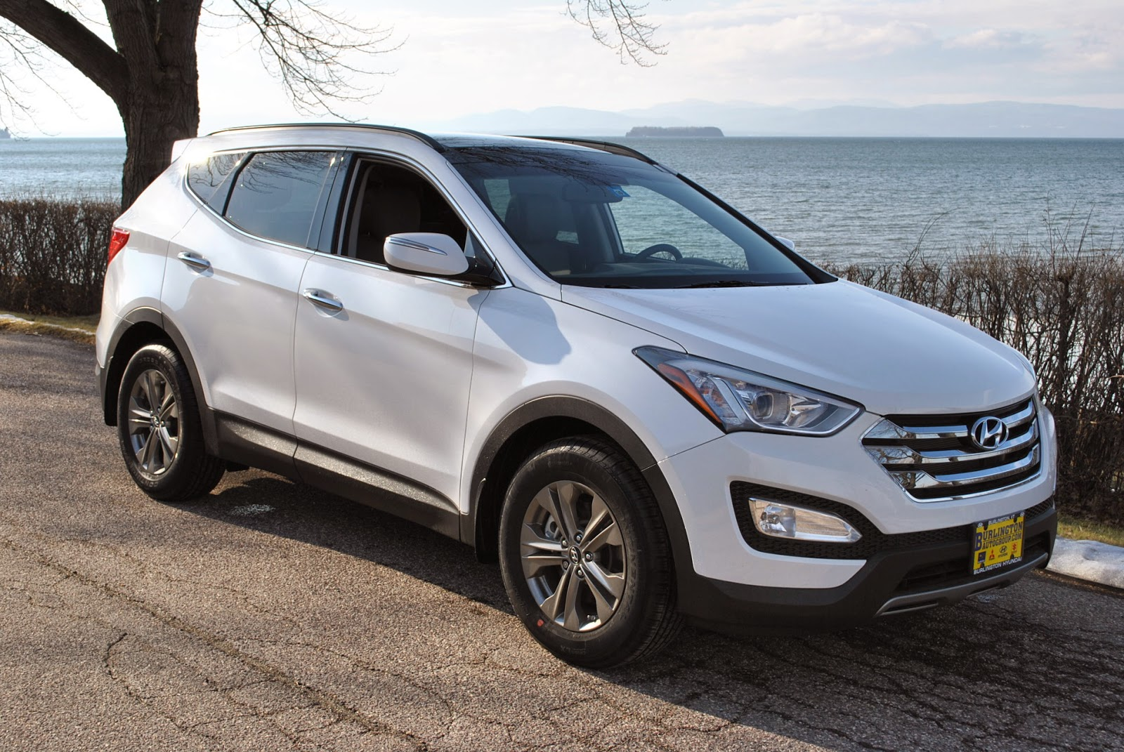 hyundai santa fe sport - photo #31