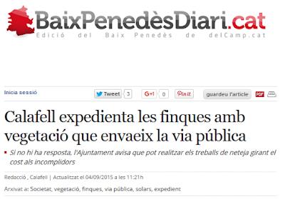 http://www.naciodigital.cat/delcamp/baixpenedesdiari/noticia/5367/calafell/expedienta/finques/amb/vegetacio/envaeix/via/publica