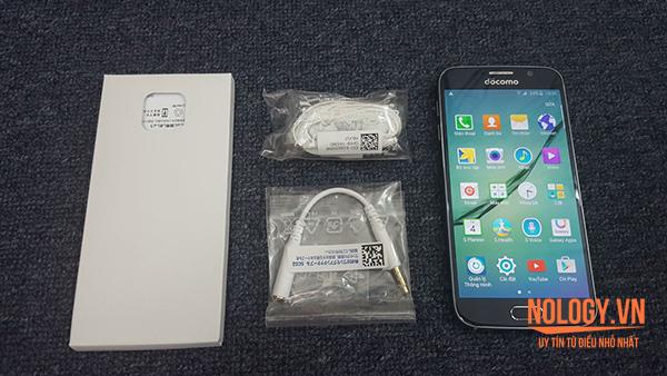 Samsung galaxy S6 docomo
