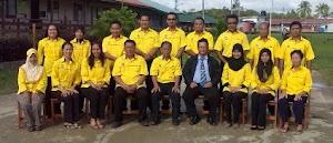 Guru dan Staf Sokongan 2012