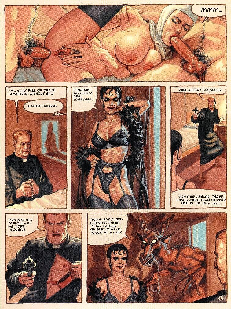 Comic adult XXX Toon