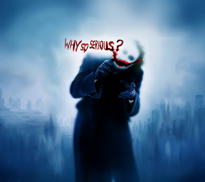 why so serious Joke android wallpaper