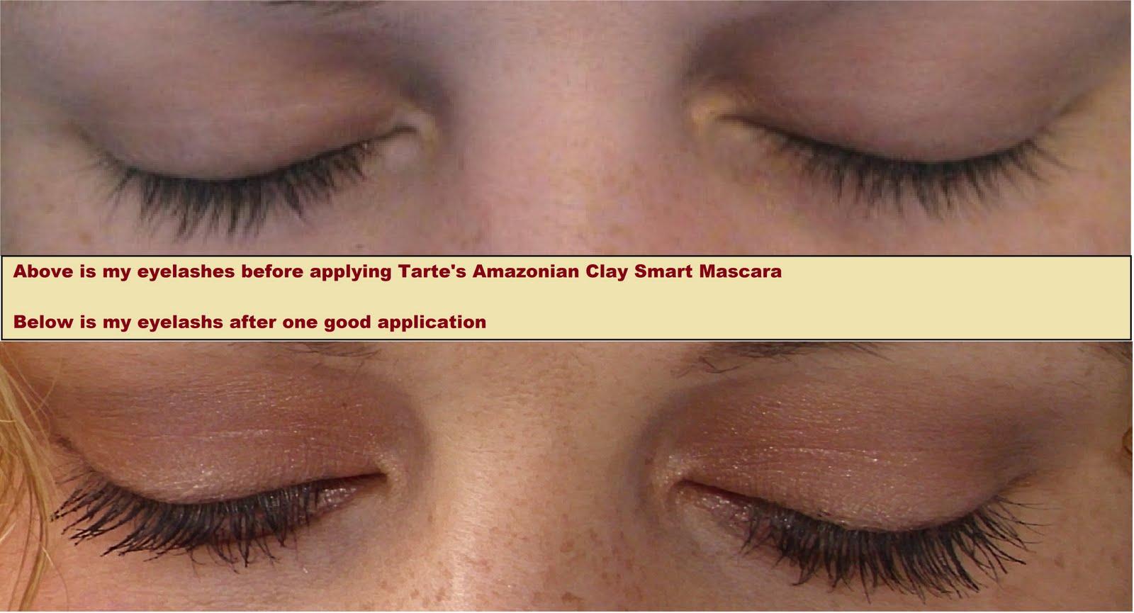 Nina's Bargain Beauty*: Tarte Amazonian Clay Smart Mascara Review