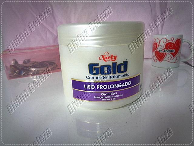 Niely Gold  Liso Prolongado
