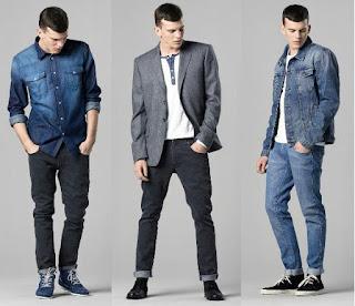 model celana keren baru