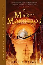 The Sea of Monsters - O Mar de Monstros