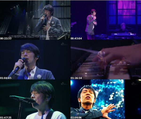 [TV-Variety] 徳永英明 – 25Th Anniversary Concert Tour 2011 Vocalist & Ballade Best Final (LaLa HD 2016.1…