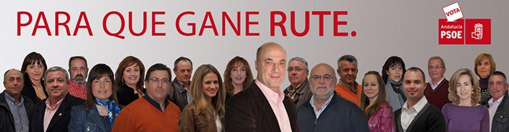 RUTE PSOE